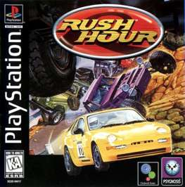 Rush Hour - PlayStation - Used