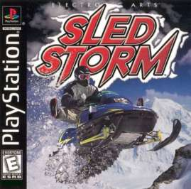 Sled Storm - PlayStation - Used