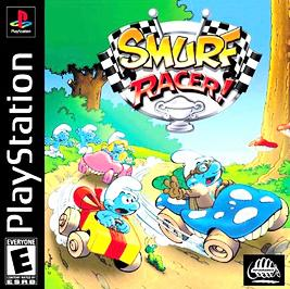 Smurf Racer - PlayStation - Used
