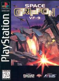 Space Griffon - PlayStation - Used
