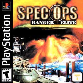 Spec Ops: Ranger Elite - PlayStation - Used