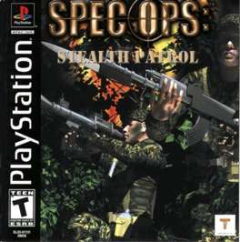 Spec Ops: Stealth Patrol - PlayStation - Used