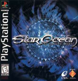 Star Ocean: The Second Story - PlayStation - Used