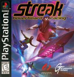 Streak: Hoverboard Racing - PlayStation - Used
