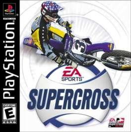 Supercross 2001 - PlayStation - Used