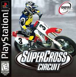 SuperCross Circuit - PlayStation - Used