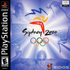 Sydney 2000 - PlayStation - Used