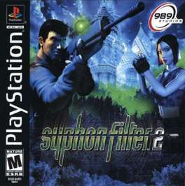 Syphon Filter 2 - PlayStation - Used