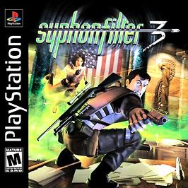 Syphon Filter 3 - PlayStation - Used