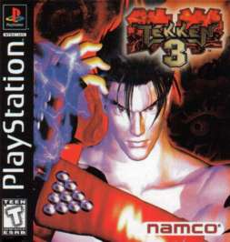 Tekken 3 - PlayStation - Used