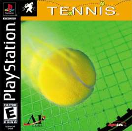 Tennis - PlayStation - Used