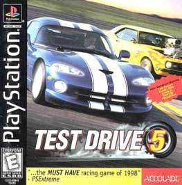 Test Drive 5 - PlayStation - Used