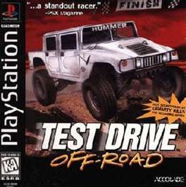 Test Drive Off-Road - PlayStation - Used