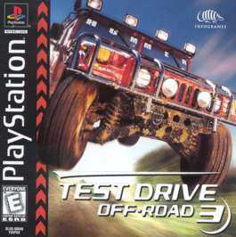 Test Drive Off-Road 3 - PlayStation - Used