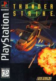 Thunderstrike 2 - PlayStation - Used