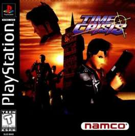 Time Crisis - PlayStation - Used