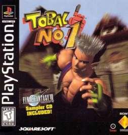 Tobal No. 1 - PlayStation - Used