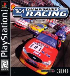 TOCA Championship Racing - PlayStation - Used
