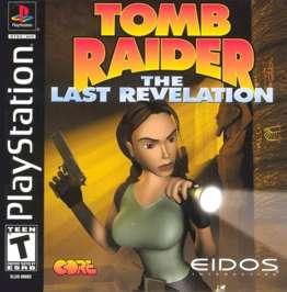 Tomb Raider: The Last Revelation - PlayStation - Used