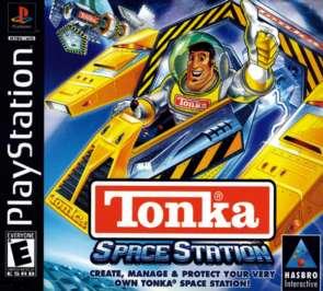 Tonka Space Station - PlayStation - Used