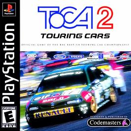 Touring Car Challenge - PlayStation - Used