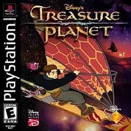 Treasure Planet - PlayStation - Used