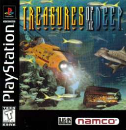 Treasures of the Deep - PlayStation - Used