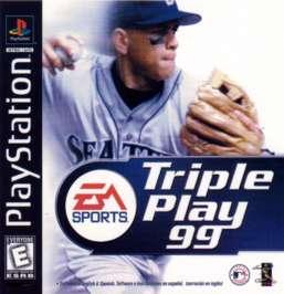 Triple Play '99 - PlayStation - Used