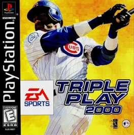 Triple Play 2000 - PlayStation - Used
