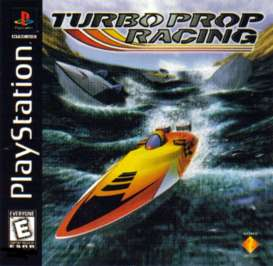 Turbo Prop Racing - PlayStation - Used