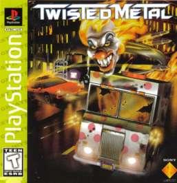 Twisted Metal - PlayStation - Used