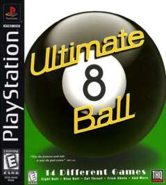 Ultimate 8 Ball - PlayStation - Used