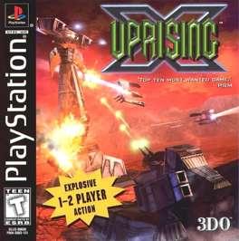 Uprising-X - PlayStation - Used
