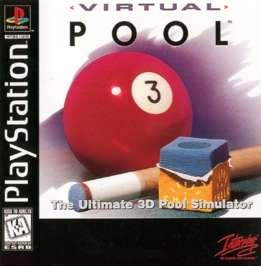 Virtual Pool - PlayStation - Used