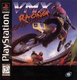 VMX Racing - PlayStation - Used