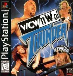 WCW/NWO Thunder - PlayStation - Used