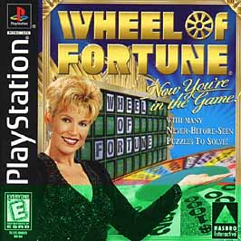 Wheel of Fortune - PlayStation - Used