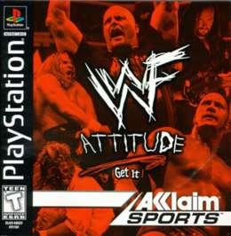WWF Attitude Greatest Hits - PlayStation - Used
