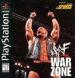 WWF Warzone - PlayStation - Used