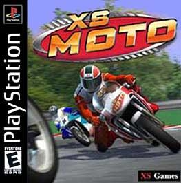 XS Moto - PlayStation - Used