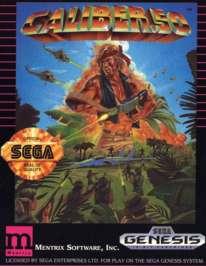 Caliber 50 - Sega Genesis - Used
