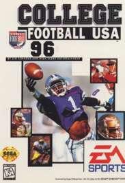 College Football USA 96 - Sega Genesis - Used