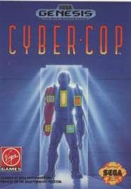 Cyber-Cop - Sega Genesis - Used