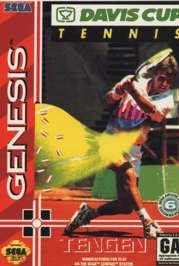 Davis Cup World Tour Tennis - Sega Genesis - Used
