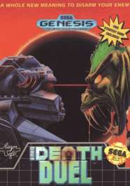 Death Duel - Sega Genesis - Used