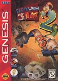 Earthworm Jim 2 - Sega Genesis - Used