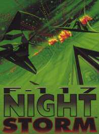 F-117 Night Storm - Sega Genesis - Used