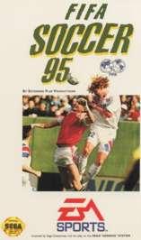 FIFA Soccer '95 - Sega Genesis - Used