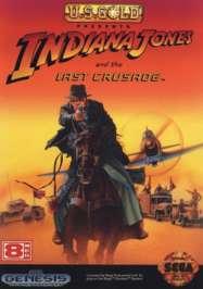 Indiana Jones and the Last Crusade - Sega Genesis - Used