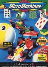 Micro Machines - Sega Genesis - Used